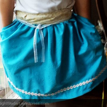 "The ""Rectangle Skirt Deluxe"""