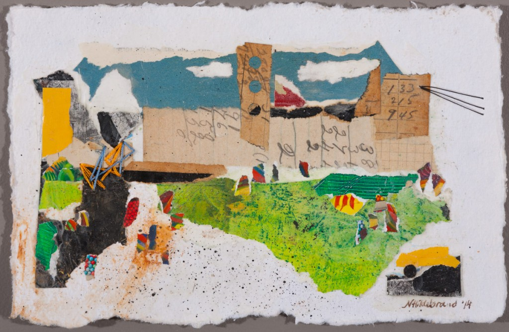 COLLAGE  2 – SCHOOLYARD